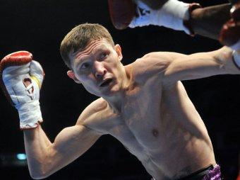 Российский боксёр Бахтин стал чемпионом по версии IBO