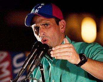 Соперник Чавеса на выборах заявил об убийстве однопартийцев