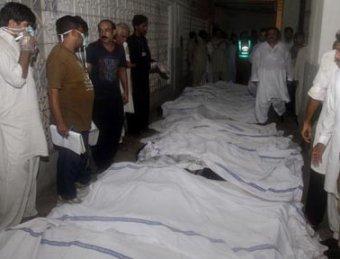 Пожары на фабриках в Пакистане: заживо сгорел 261 человек