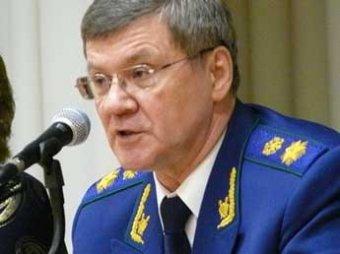 СМИ: генпрокурор Чайка может лишиться своего поста после юбилея Путина