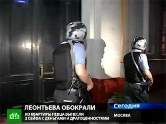 Из МВД уволен следователь, рассказавший об ограблении Леонтьева