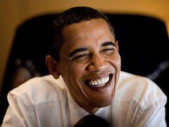Барак Обама установил рекорд упоминаемости в Twitter