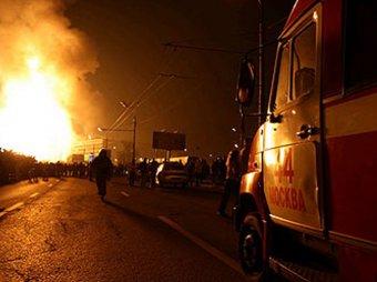 Источник: При разрыве газопровода на МКАД погибли трое
