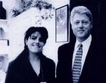Моника Левински за  млн расскажет о секс-оргиях Билла Клинтона