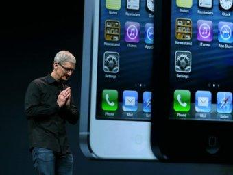 Apple представила iPhone 5: больше, тоньше, легче