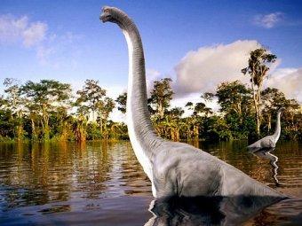 Учёные: Динозавры вымерли со второго раза