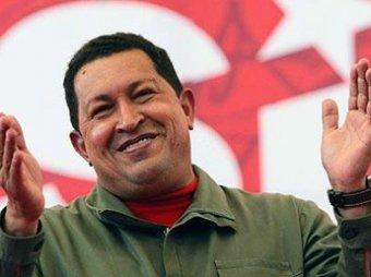 Уго Чавес переизбран на новый президентский срок