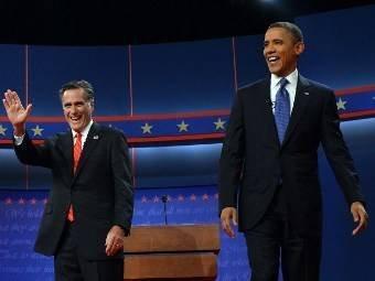 Обама признался жене в любви, провалив первые президентские дебаты с Ромни