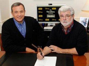 """Disney купила студию Лукаса и снимет новые """"Звездные войны"""""""