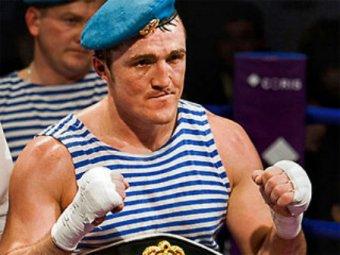 Боксёр Денис Лебедев стал регулярным чемпионом мира по версии WBA