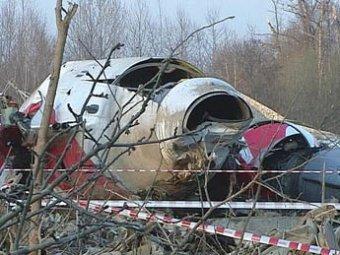 Поляки нашли следы взрывчатки на обломках Ту-154 под Смоленском