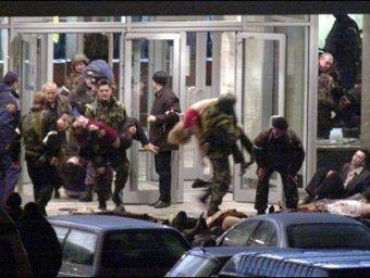 """СМИ обнародовали последние звонки заложников """"Норд-Оста"""""""