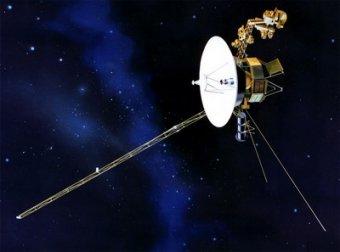 Впервые космический аппарат с Земли покинул Солнечную систему