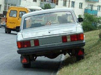 В Москве за парковку без номеров оштрафуют на 5 тысяч рублей