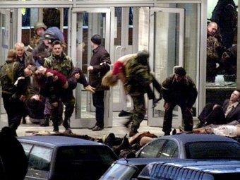 """Офицера, освобождавшего заложников """"Норд-Оста"""", подстрелили в бытовой драке"""