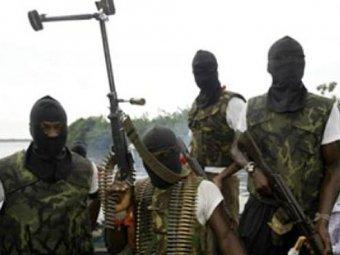 В Нигерии похищены шесть российских моряков