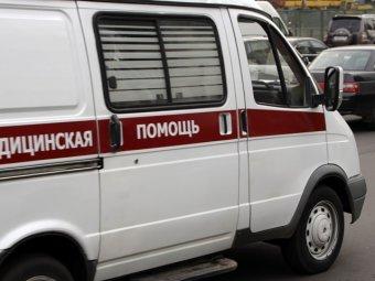 В Подмосковье сотрудники ДПС сбили пьяную женщину и были избиты её друзьями
