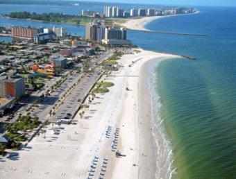 На пляже во Флориде найден гигантский глаз неизвестного существа