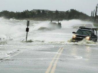 """Ураган """"Сэнди"""" обрушился на США: число жертв растет"""