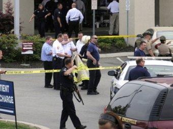 Бойня в салоне красоты в США: 3 убитых, 1 раненый