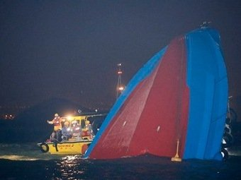 В Гонконге столкнулись паром и яхта: не менее 36 человек погибли