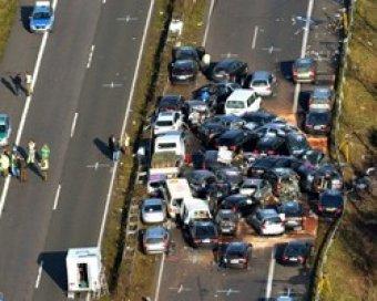 В США столкнулись 47 автомобилей: свыше 50 человек ранено