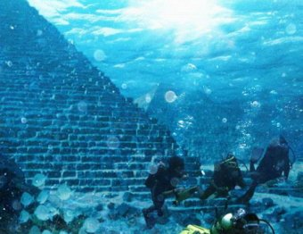 Атлантида найдена: вблизи Кубы на дне покоится гигантский город!