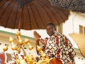 В Норвегии у африканского короля похитили чемодан драгоценностей