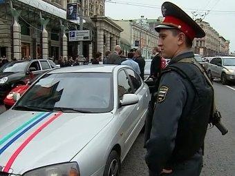 Участник стрельбы на свадьбе в центре Москвы арестован на 15 суток