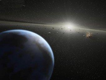 В NASA фотографировали огромный астероид, который столкнётся с Землёй через 200 лет