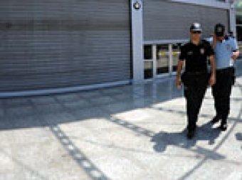 В Турции россиянина осудили за кусок мрамора