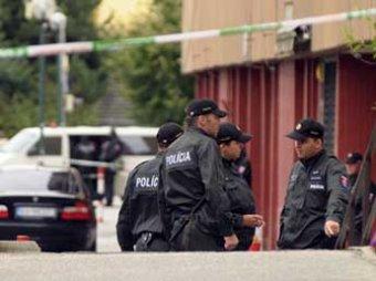 В Словакии экс-директор фирмы расстрелял сослуживцев: трое убито