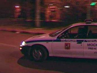 В Москве задержан еще один кортеж свадьбы со стрельбой