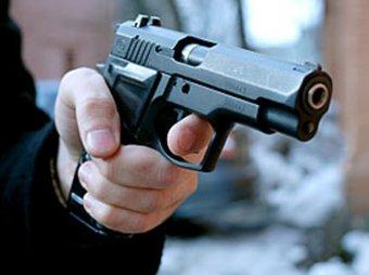 В центре Москвы неизвестные на Infiniti обстреляли полицейских