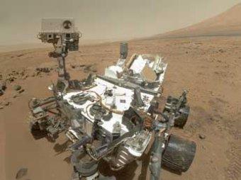"""NASA официально прокомментировало слухи о """"сенсационном открытии"""" на Марсе"""