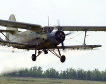 Самолет Ан-2 развалился и загорелся при аварийной посадке в Югре