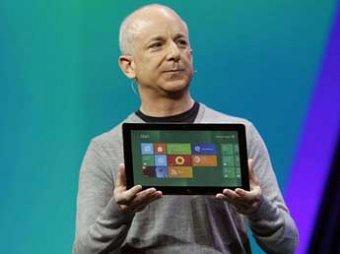 После выпуска Windows 8 топ-менеджер Microsoft подал в отставку