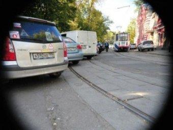 В Москве неизвестные обстреливают из Audi кваказцев