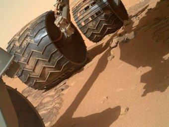 """Curiosity обнаружил """"нечто"""", что может войти в учебники по истории"""