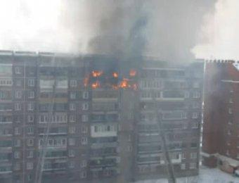 В Томске прогремел взрыв в многоэтажке: двое погибших, 11 раненых