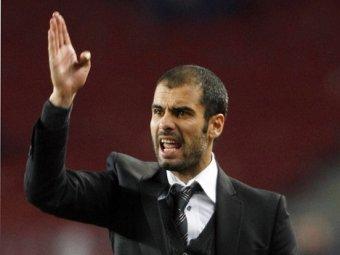 """СМИ: Хосеп Гвардиола заключил контракт с """"Манчестер Сити"""""""