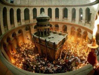 В Кремле не исключили, что помогут спасти Храм гроба Господня в Иерусалиме