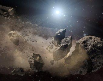 В NASA оценили вероятность астероидного апокалипсиса 5 февраля 2040 года