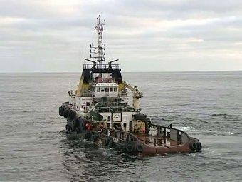 Родные пропавшего экипажа сухогруза с золотом заявили, что нашли их вещи