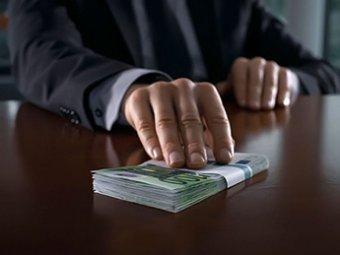 СМИ: чиновников обяжут отчитываться о взятках в специальном журнале