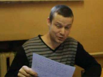 Оппозиционер Развозжаев написал в СИЗО стихи о встрече с Путиным