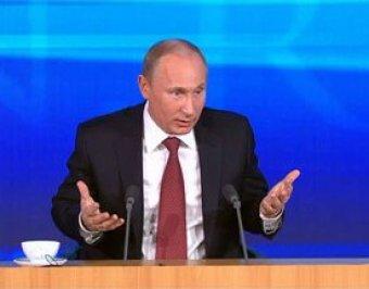 В США собирают подписи за включение Путина в «список Магнитского»