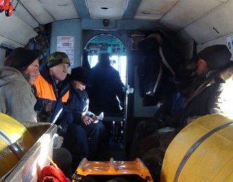 Пропавших в тайге якутских старателей заподозрили в людоедстве