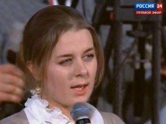 Журналистка РСН, задавшая вопрос Путину, отстранена от работы