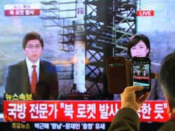 """NORAD: Северная Корея с помощью ракеты вывела на орбиты """"некий объект"""""""